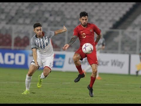 Indonesia 0-0 Philippines (AFF Suzuki Cup 2018 : Group Stage)