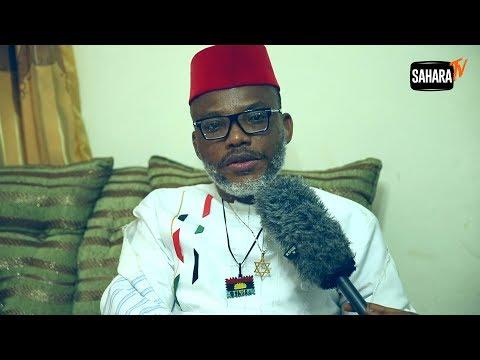 #BIAFRA:  No Deadline For The Actualization Of Biafra - Nnamdi Kanu