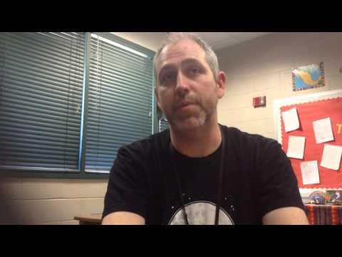 EDUC 2120 Final -- Interview with Dr. Danny Evans
