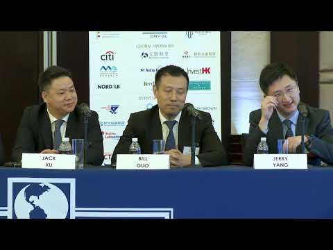 2019 International Shipping Forum - China - Chinese Financial Leasing - The Growth Continues