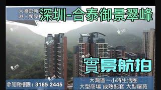 合泰御景翠峰|鐵路沿線優質物業|香港銀行按揭