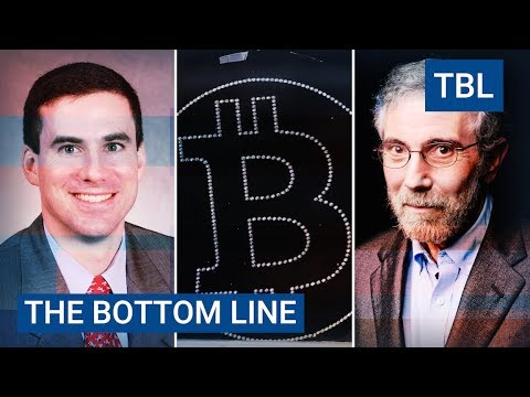 THE BOTTOM LINE: Bitcoin Mania, a Nobel Prize-winning Economist Talks Trump, and Tech Stocks