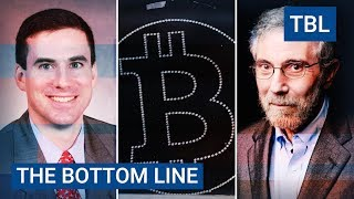 THE BOTTOM LINE Bitcoin Mania, a Nobel Prize winning Economist Talks Trump, and Tech Stocks