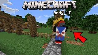 Un Grajd Demn De Caluti! Minecraft Lumea Salbaticilor!