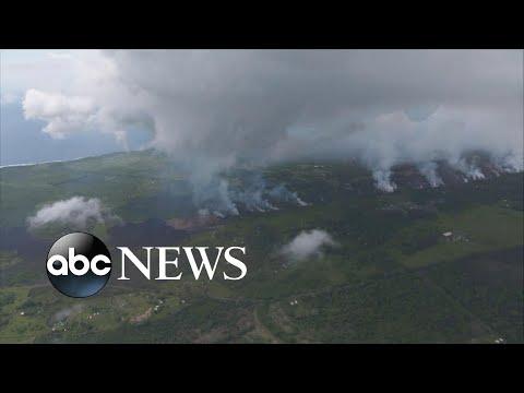 Volcanic smog threatens Hawaii residents