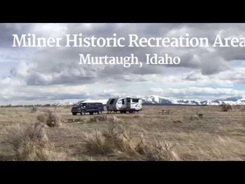 Milner BLM campground Murtaugh, Idaho