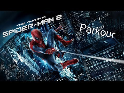 The Amazing Spider Man 2 in game parkour