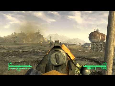 Fallout New Vegas - EP2 - Taking down Joe Cobb
