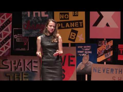 How blockchain technology can help build a transparent future | Diana Biggs | TEDxEastEnd