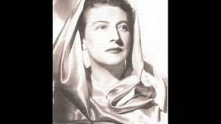 """Helen Traubel sings """"Hai Jo To Ho!"""" from Die Walkure."""
