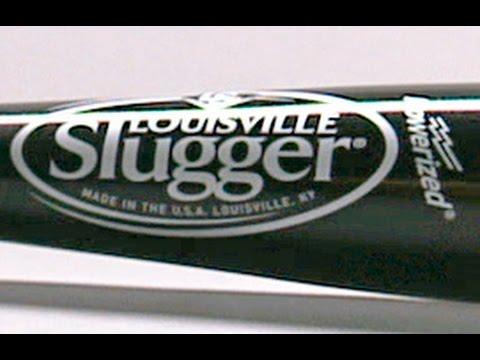 How a Louisville Slugger is made - BrandmadeTV