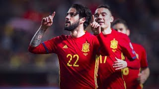 Spain VS Croatia UEFA Nations League 9/11/2018