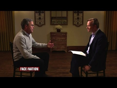 Jeb Bush: I hated being the GOP frontrunner
