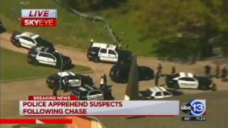 Погони в США ! New Police chases in USA #15