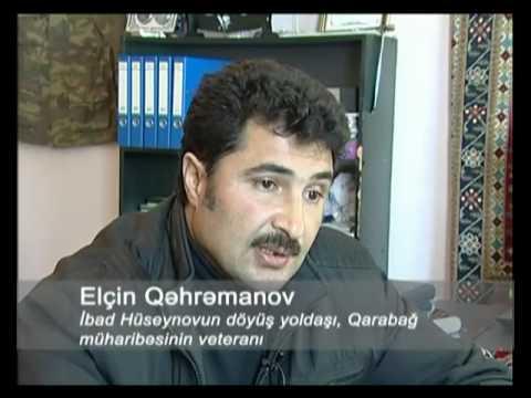 Ibad Huseynov - National Hero Of Azerbaijan (Milli Qehraman)