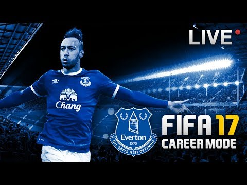 A DROP IN FORM! | LIVE CAREER MODE | EVERTON | #13