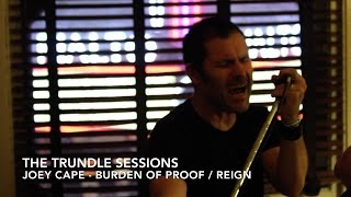 """Joey Cape - """"Burden Of Proof / Reign"""" feat. Walt Hamburger (The Trundle Sessions)"""
