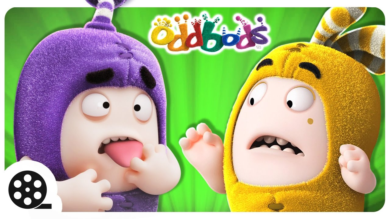 TRY NOT TO CRINGE CHALLENGE | Oddbods Madness | Funny Cartoons For Children