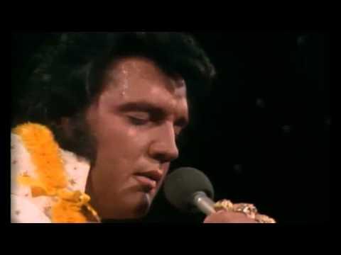 Elvis Presley - My Way Live - Aloha from Hawaii(HD).wmv