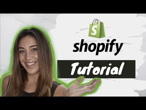 Shopify Tutorial For Beginners 2019 thumbnail