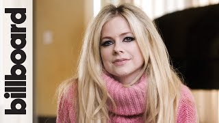 Avril Lavigne Opens Up About Her Battle With Lyme Disease Influencing head Abov