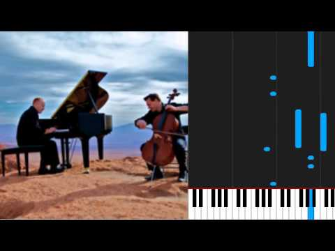 How To Play Ants Marching / Ode To Joy By The Piano Guys On Piano Sheet Music