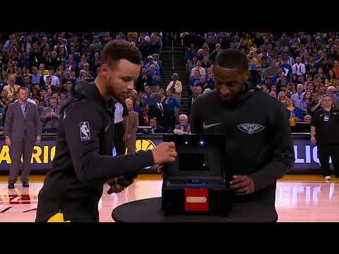 Warriors Stories: Ian Clark Receives his Championship Ring