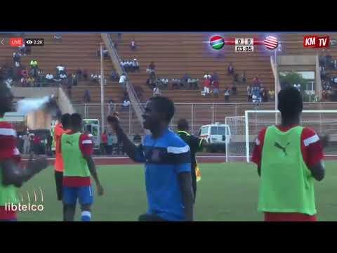 WAFU Tournament 2018 Final Liberia vs  Gambia-part 1 first half