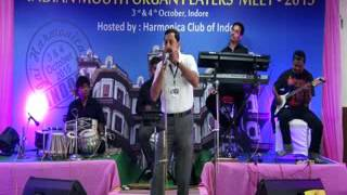 Aaha rimjhim ke ye pyare pyare Live performance in IMP Meet-2015, Indore