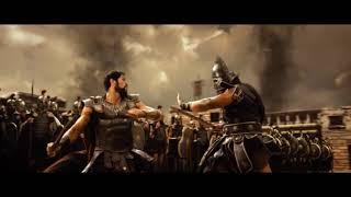 Геракл: Начало легенды (2014). Штурм Аргоса. Поединок Амфитриона с царем Аргоса