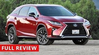 2018 Lexus RX 350L Review - Everything You Ever Wanted To Know !!!