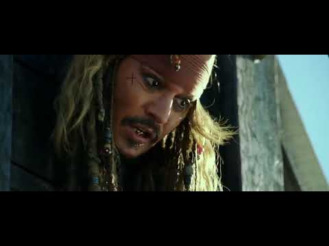 Pirates Of The Caribbean 5 Jack Sparrow Execution Scene BEST SCENES