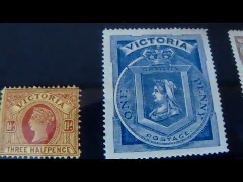 stamp collection, Australia # 5