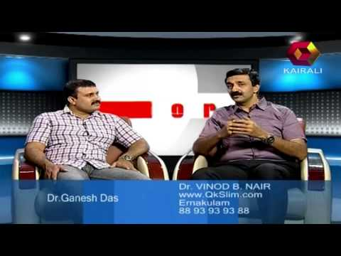 Dr Vinod B Nair talks about slimming programme, PT 1