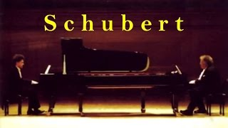 Schubert - Fantasia in F minor (Kissin, Levine)