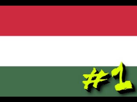 Hearts Of Iron IV TimeLapse. Hungary #1.