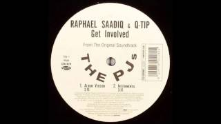 Raphael Saadiq Feat Q-Tip - Get Involved (Jean Tonique Edit)