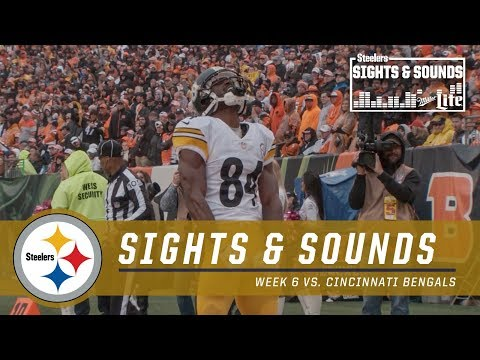 Steelers Nation Radio - Sights & Sounds from Cincinnati | Pittsburgh Steelers