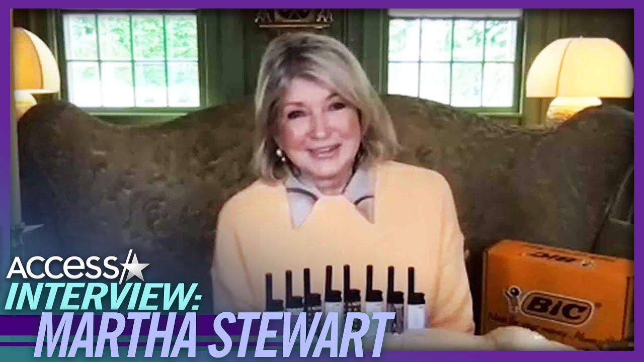 Martha Stewart Says Richard Gere Has Been Calling Her