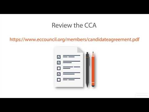 Ethical Hacking 7Review the CCA