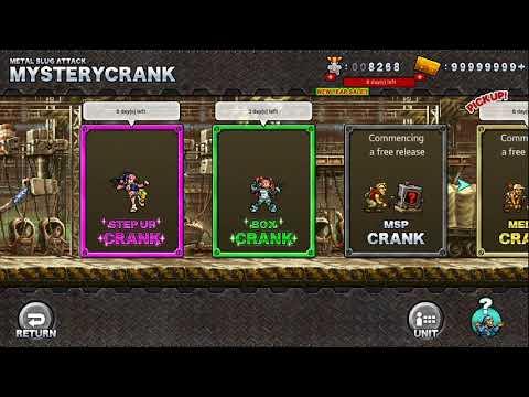 MSA. CRANK!  11 PLAYS  !!! (2.20.0 ver)