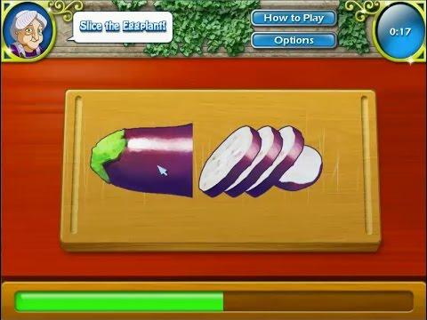 เกมส์ทำอาหาร มะเขือม่วงอบชีส - eggplant parmesan Cooking Game 가지 치즈,ナスパルメザン