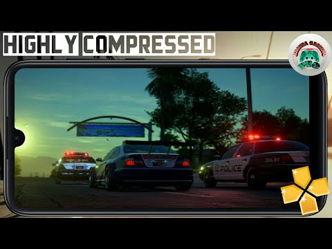 Download Need For Speed Most Wanted PPSSPP Iso Highly Compressed