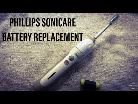 Phillips SoniCare Battery Replacement