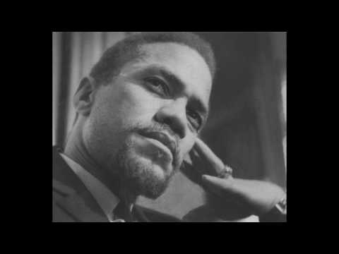 Malcolm X speaks to SNCC Workers