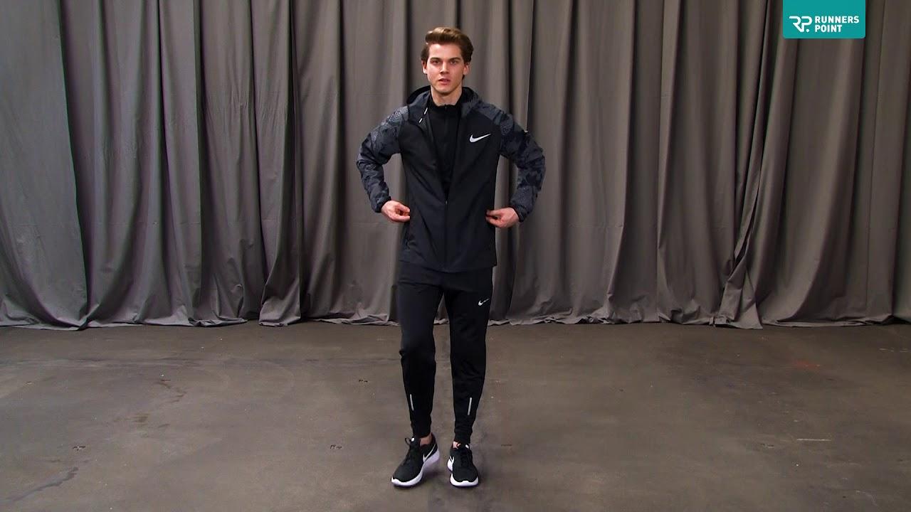 84787e12a64d Nike SHIELD TECH TIGHT - YouTube