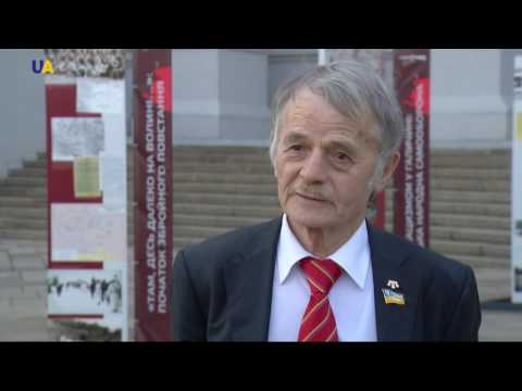 Crimean Activist Mustafa Dzhemilev Was Twice Expelled from His Home