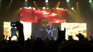 Holy Wars (with reprise) Megadeth live @ Ray Just Arena 29.07.14