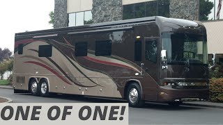 THE ONLY 2016 COUNTRY COACH EVER MADE IS FOR SALE FOR THE FIRST TIME(SOLD)
