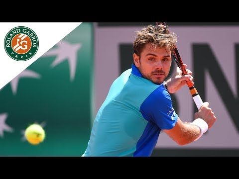 Stan Wawrinka - Top 5 |Roland-Garros 2017